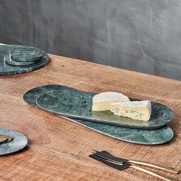 Ovah Marble Platter small