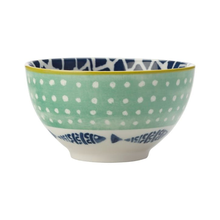 Laguna Nibble Bowl, Green