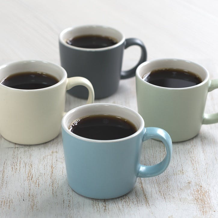 Set Of 4 Espresso Cups