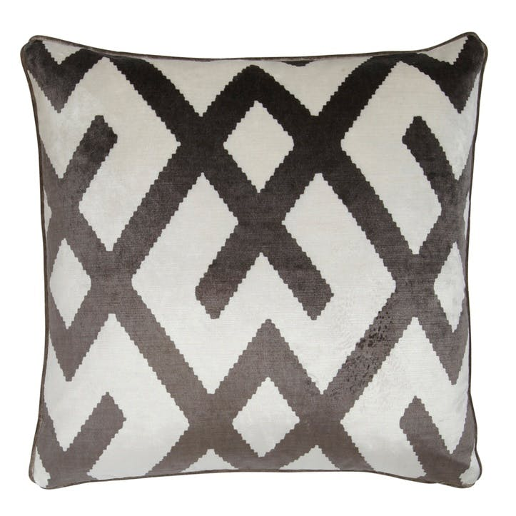 Fitzroy Grey Cushion