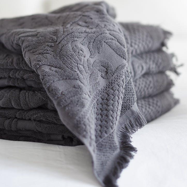 Luxury Towel Bale, Grey