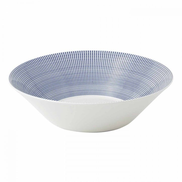 Pacific Dots Serving Bowl