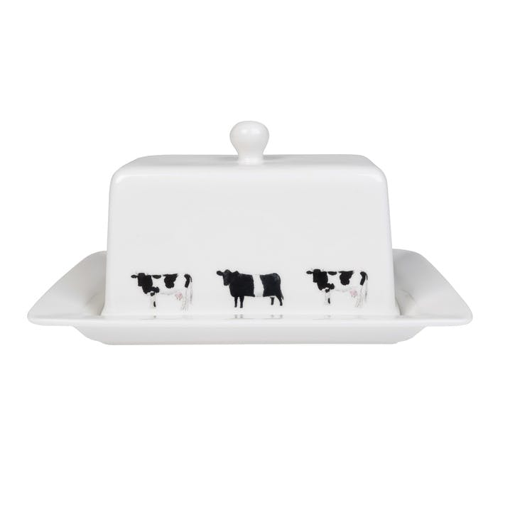 'Cows' Butter Dish