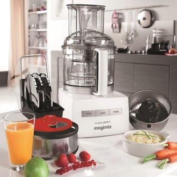 CS 5200XL Premium Food Processor; White