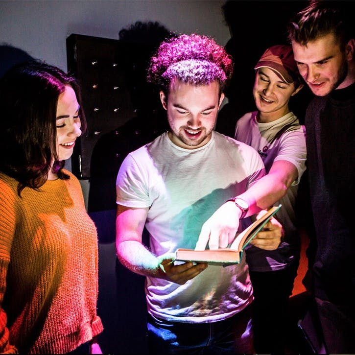 Escape Room Experience for Two in Edinburgh