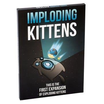 Imploding Kittens: Exploding Kittens Expansion