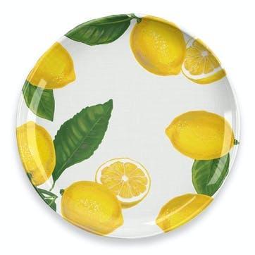 Lemon Fresh Dinner Plate D26cm