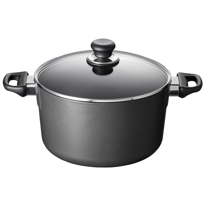 Classic Induction, Casserole with Lid, 6.5L