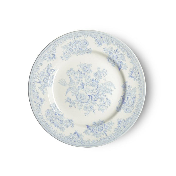 Asiatic Pheasants Plate, 17.5cm, Blue