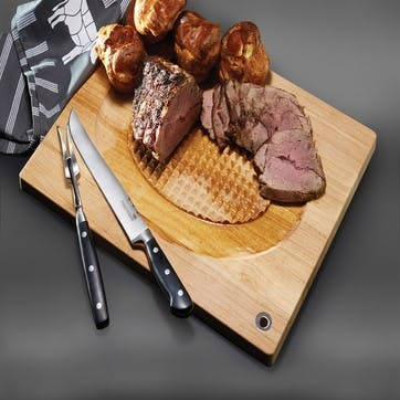 Wooden Spiked Carving Board
