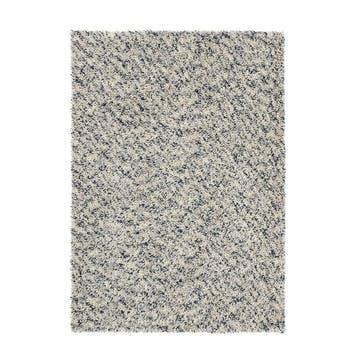 Dots Rug, 170 x 240cm, Beige/Natural