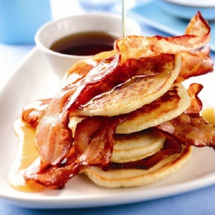 Honeymoon Route 66 Breakfast