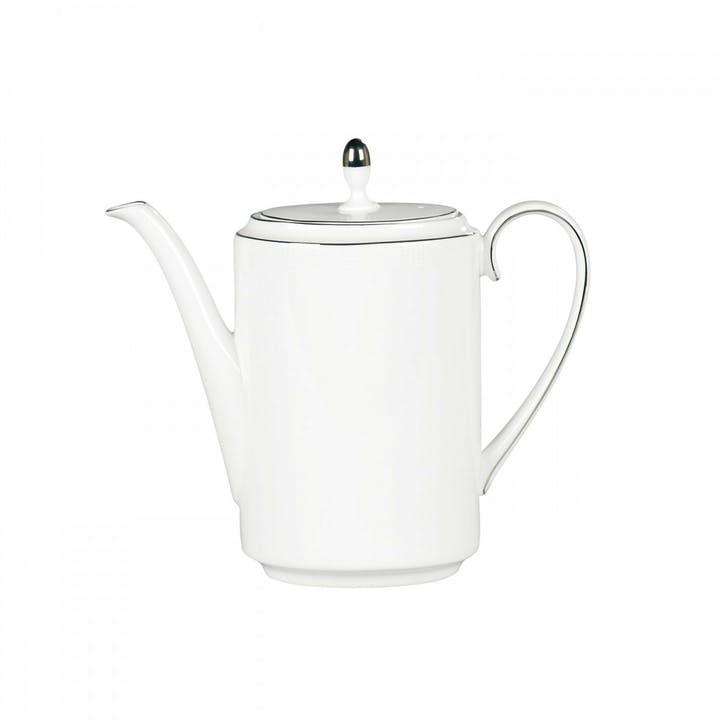 Blanc Sur Blanc Coffee Pot