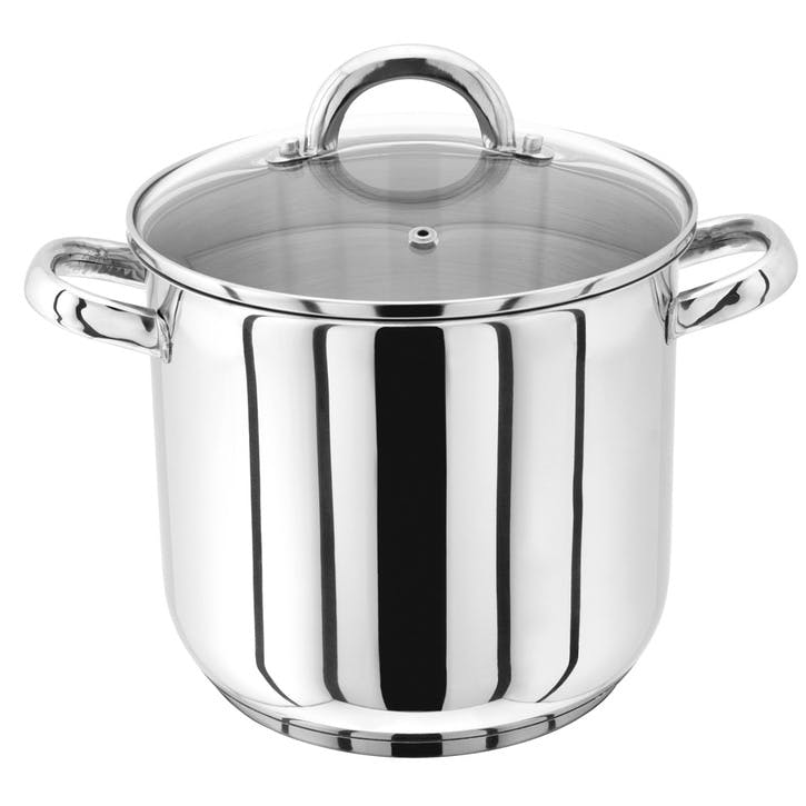 Stainless Steel Stockpot - 20cm/5L