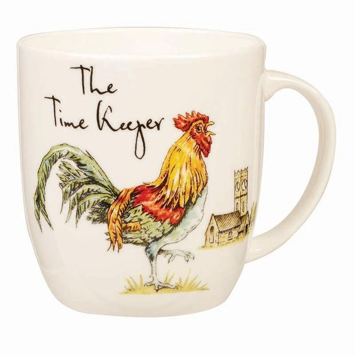 Country Pursuits The Timekeeper Mug