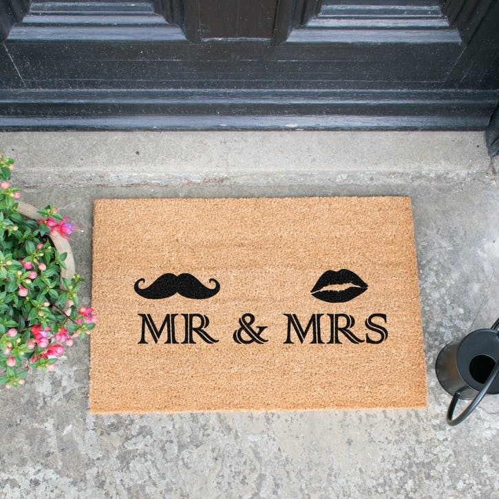 Mr & Mrs Doormat