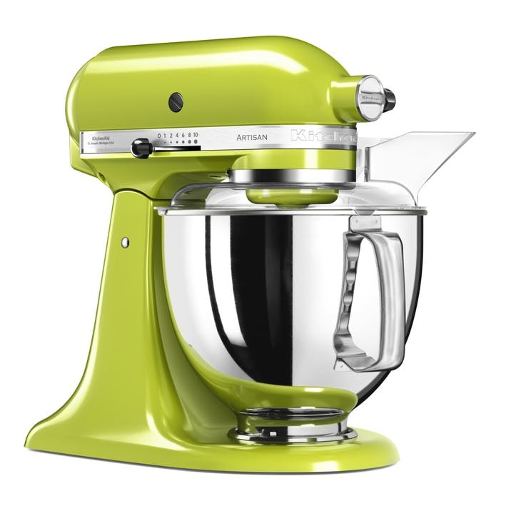 Artisan Stand Mixer with FREE Glass Mixing Bowl, 4.8L, Green Apple