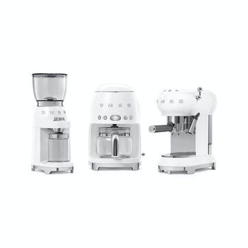 Coffee Grinder, White