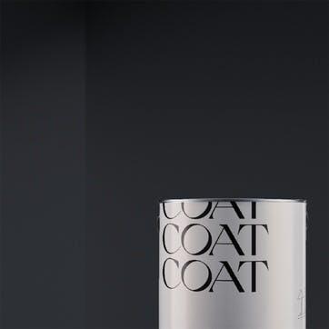 Flat Matt Wall & Ceiling Paint, David Rose Off-Black Blue 2.5L
