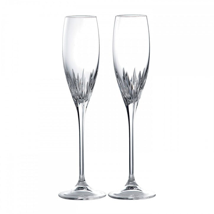 Crystal Duchesse Champagne Flute, Set of 2