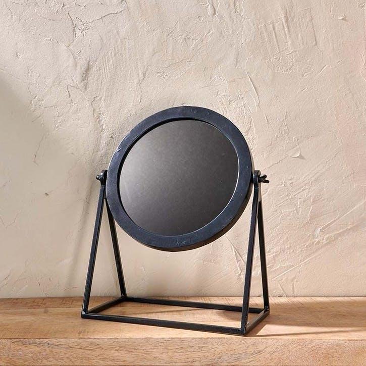 Daka Round Mirror