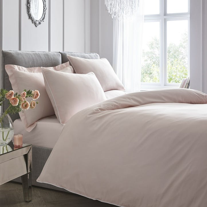 Pure Bedding Set, King, Blush