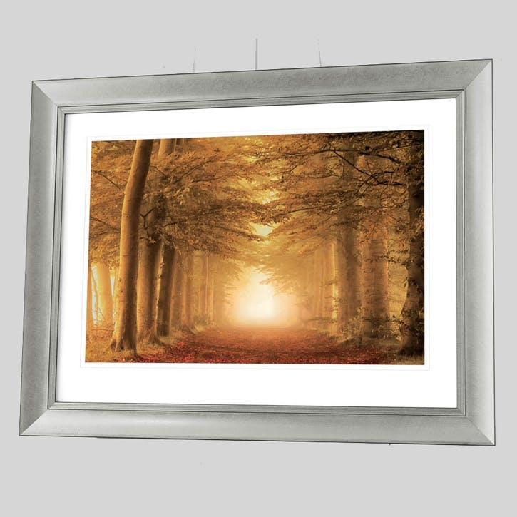 Lars van de Goor Autumn Feelings Framed Print, 74 x 94cm