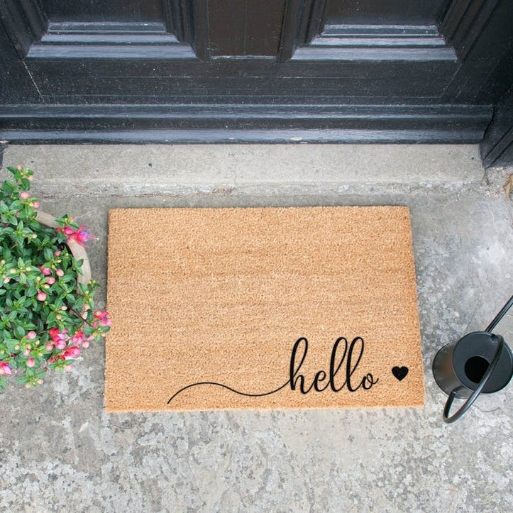 Hello, Doormat