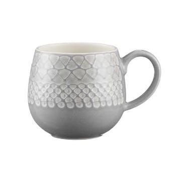Impressions Mug - 350ml; Grey