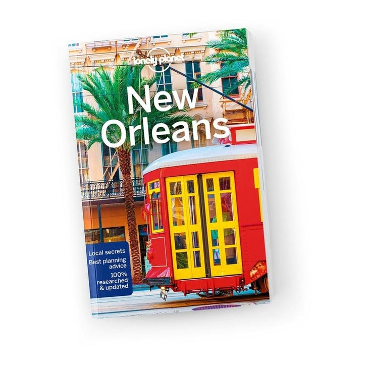 Lonely Planet New Orleans, Paperback