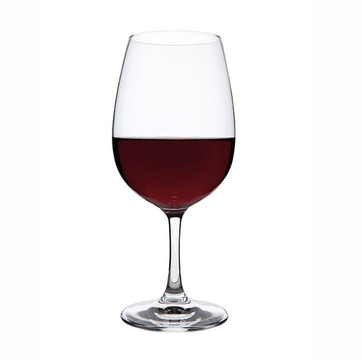 Drink Red Wine Glasses, Set of 6