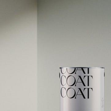 Flat Matt Wall & Ceiling Paint, Pampas Warm Off-White 2.5L