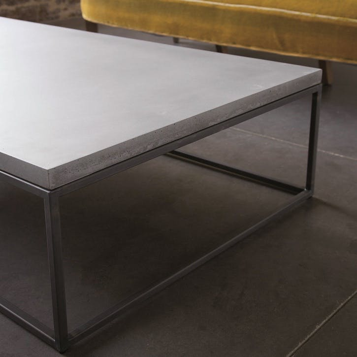 Perspective Rectangular Coffee Table