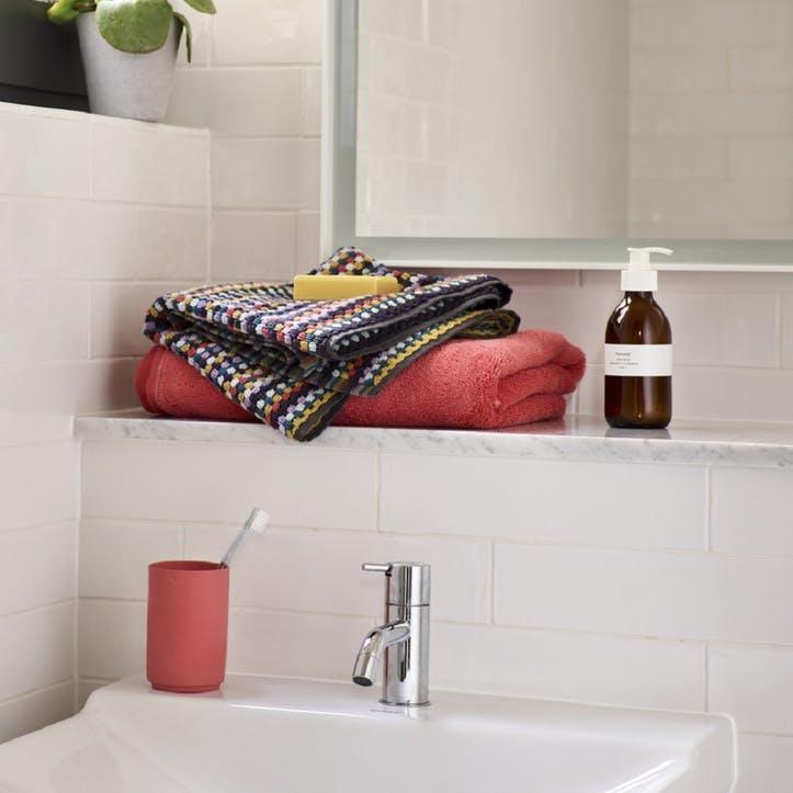Carnaby Stripe Hand Towel, Multi