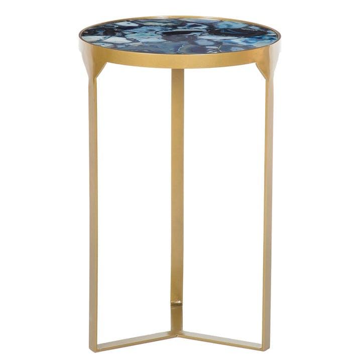 Ida Side Table, Cobalt