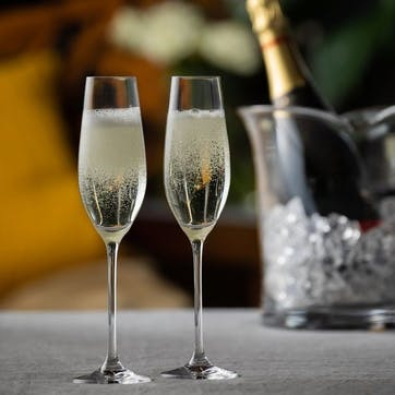 Just For Two Champagne Glass, Set of 2