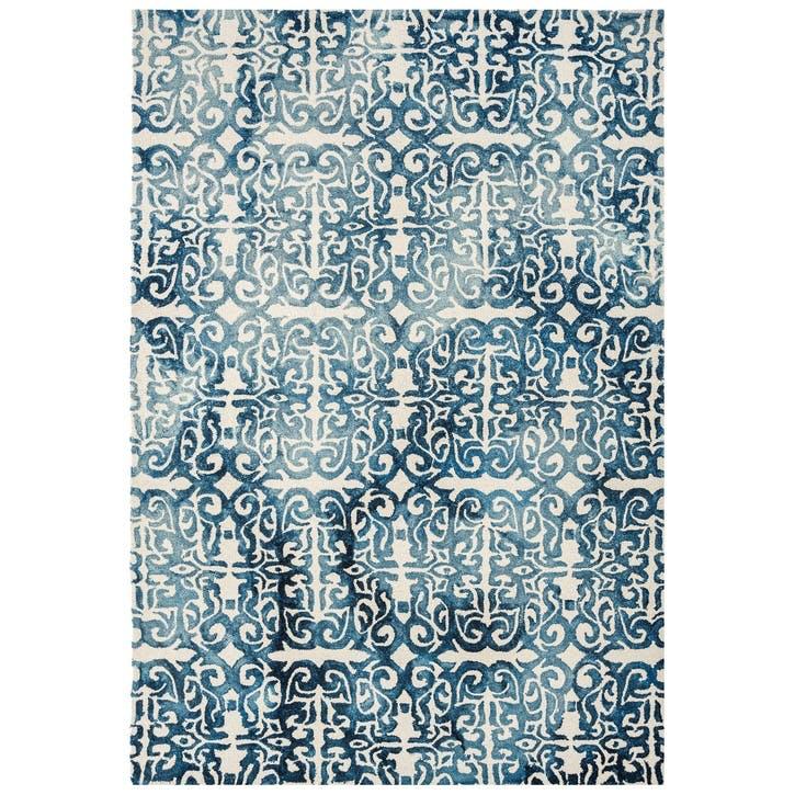 Fresco Rug - 1.6 x 2.3m; Blue