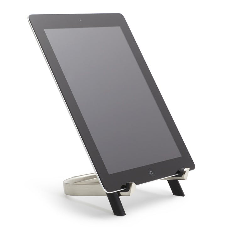 UDOCK Tablet Stand, Nickel