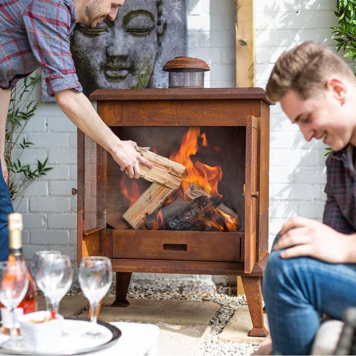 Volantis Centrepiece Fireplace