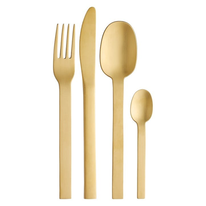 Turini Cutlery Set, 16 Piece
