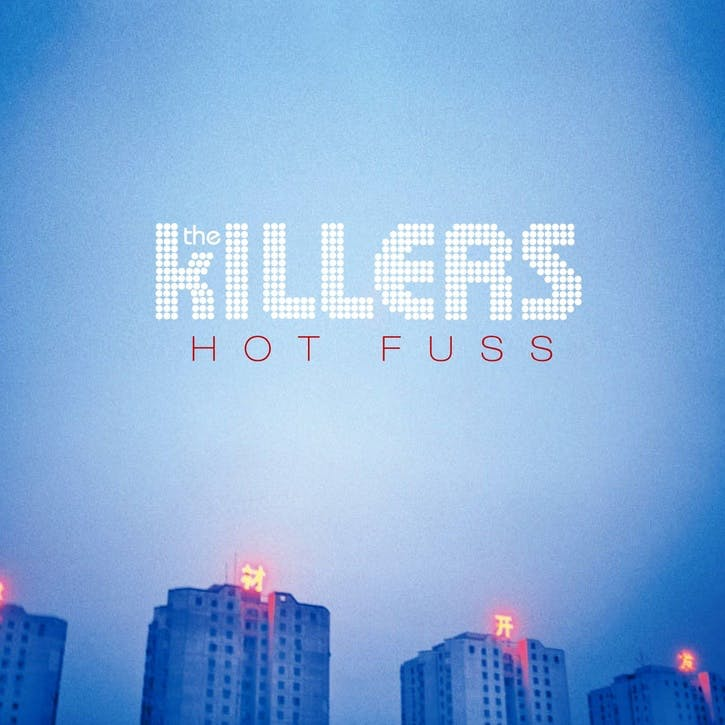 "The Killers, Hot Fuss 12"" Vinyl"