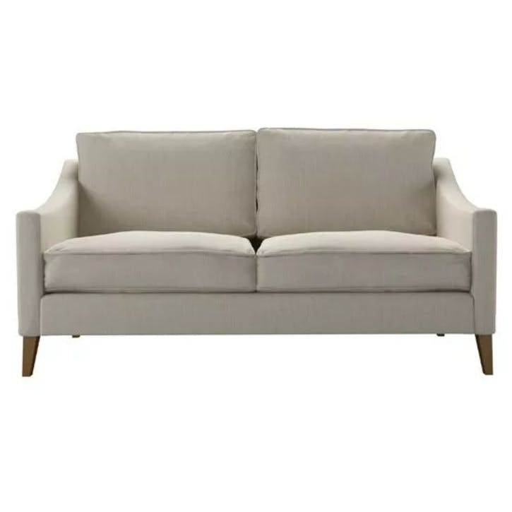 Iggy Sofa, Two and a Half Seat, Canvas Linen