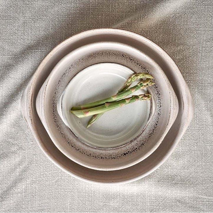 Nzari Round Dish - Medium