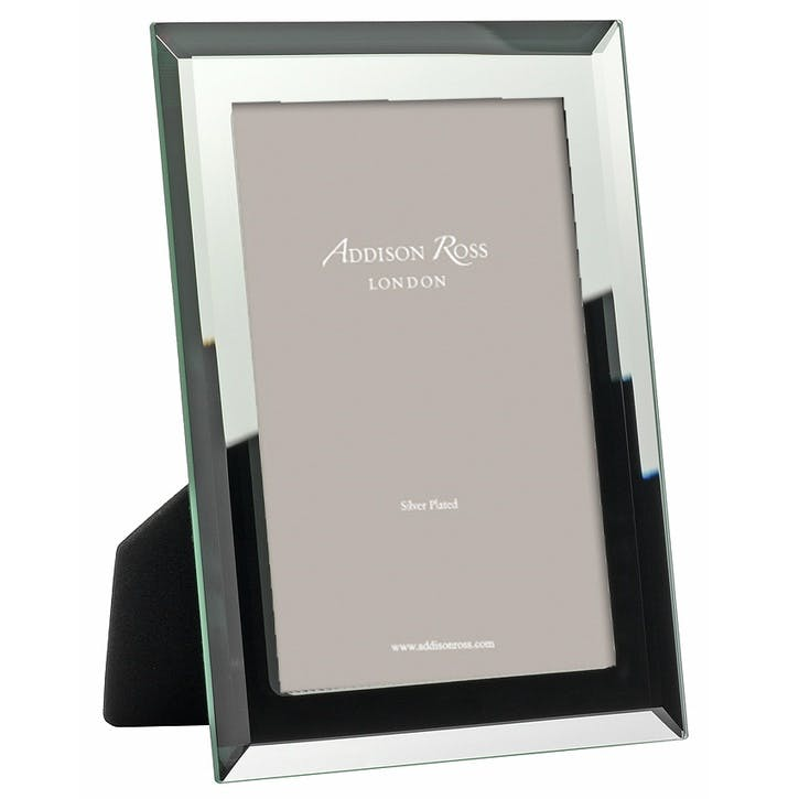 "Bevel Mirror Photo Frame - 8""x10"""