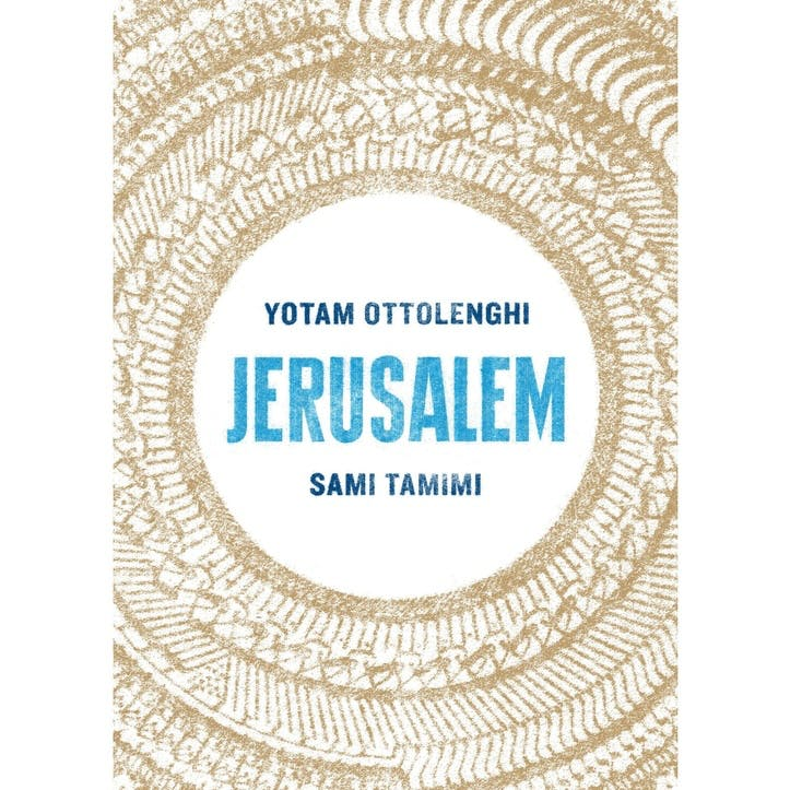 Yotam Ottolenghi & Sami Tamimi: Jerusalem, Hardback