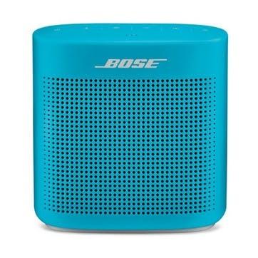 Soundlink Color II Portable Bluetooth Wireless Speaker; Aqua