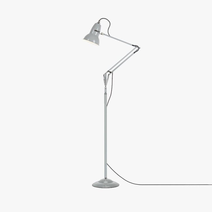 Floor Lamp Dove Grey