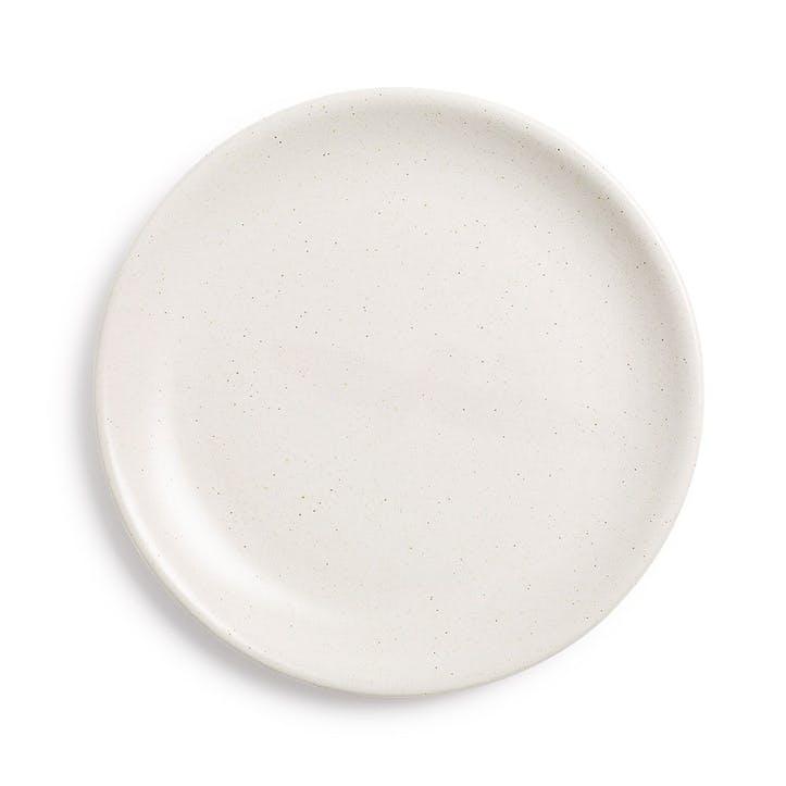Dinner Plate, Chalk