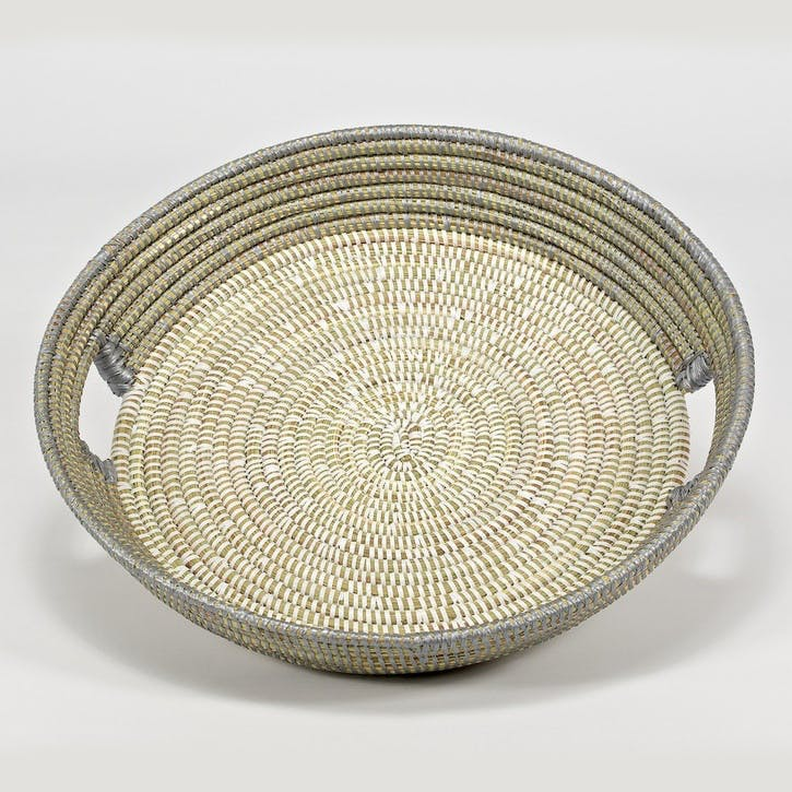 Handwoven Tray - Medium