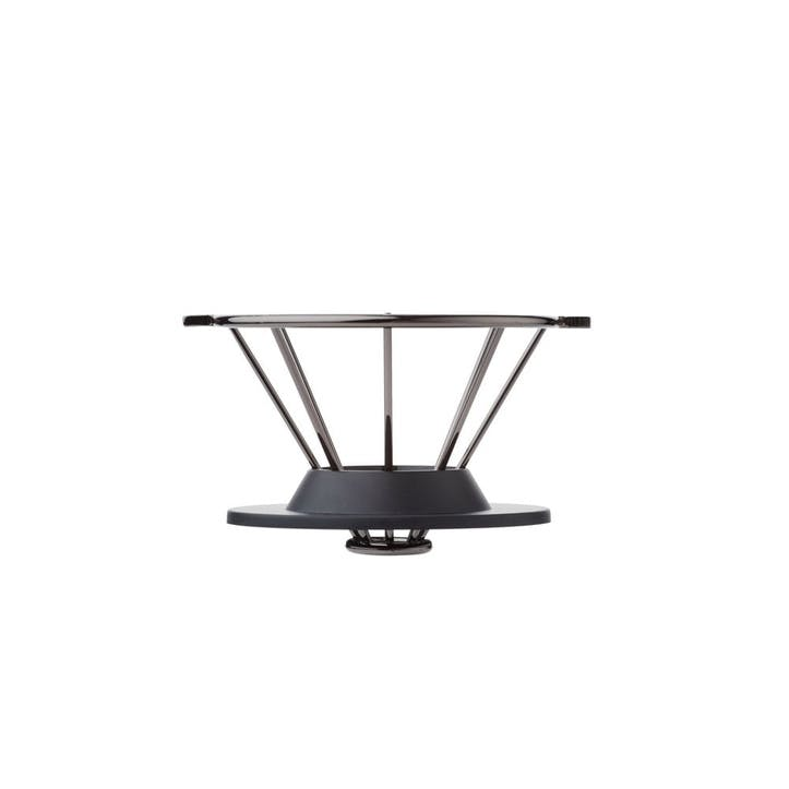 Beautifully Crafted Corral Pour Over, Black